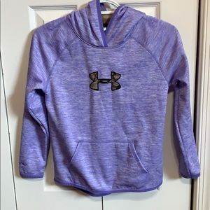 Girls Under Armour Sweatshirt
